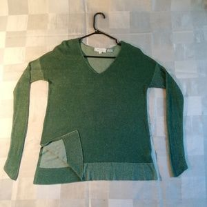 Two by Vince Camuto green sweater size XS